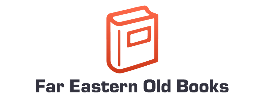 Far Eastern Old Books